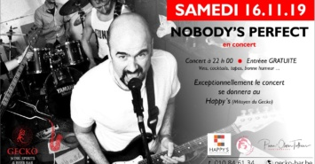 happys-restaurant-wavre-concert-nobodys-perfect